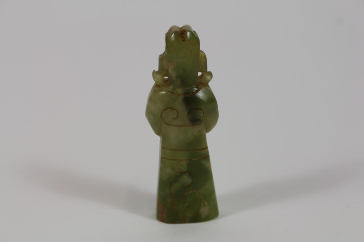 skulptur kaiser herrscher jade stein geschnitzt china wohl 19 jhd ebay. Black Bedroom Furniture Sets. Home Design Ideas